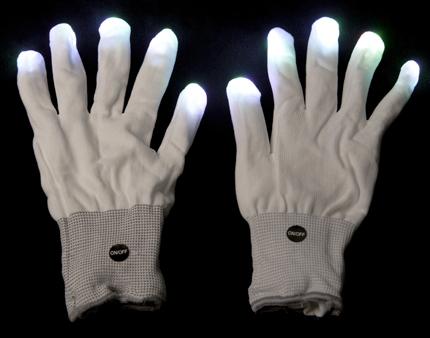 LED-PT-GLV-W