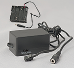 Black Inv 12VDC On Off Blk W150R300